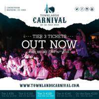 logo Townlands Carnival 2018 - Music, Art And Carnival
