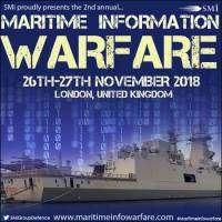 logo Maritime Information Warfare 2018