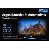logo Argus Batteries in Automotives