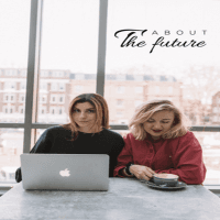 logo ABOUT THE FUTURE: A BUSINESS-FOCUSED FESTIVAL OF EMPOWERMENT