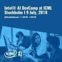 logo Intel AI DevCamp Stockholm