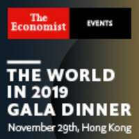 logo The World in 2019 Gala Dinner, November 29th, Hong Kong
