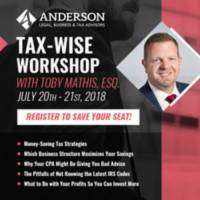 logo Tax Wise Workshop