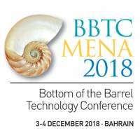 logo BBTC MENA 2018 - Bottom of the Barrel Technology Conference
