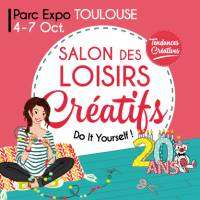 logo Salon des loisirs Créatifs  - Toulouse