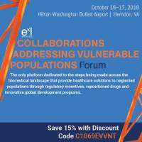 logo Collaborations Addressing Vulnerable Populations Forum