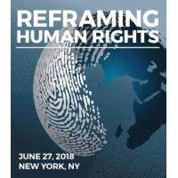 logo Reframing Human Rights Conference, New York June 2018