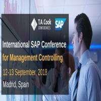 logo International SAP Conference for Management Controlling, Madrid, 2018