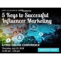 logo 5 Keys To Successful Influencer Marketing