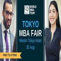 logo QS World MBA Tour Tokyo - 東京MBAフェア