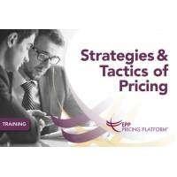 logo Strategies & Tactics of Pricing
