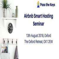 logo Airbnb Smart Hosting Seminar - Oxford