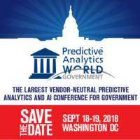 logo Predictive Analytics World for Government