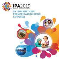 logo The 29th International Pediatric Association (IPA) Congress 2019