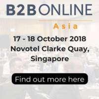 logo B2B Online Asia - 17-18 October 2018