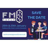 logo Facilities Management Forum, 28-29 January 2019, London