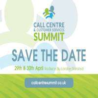 logo Call Centre and Customer Services Summit April London 2019