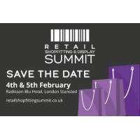 logo Retail Shopfitting & Display Summit London February 2019