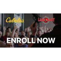 logo Concealed Carry Class at Cabela's - Hammond