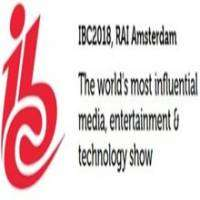 logo IBC2018, Media, Entertainment & Technology Show | RAI Amsterdam, Sep 2018
