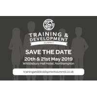 logo Training and Development Summit Northamptonshire May 2019