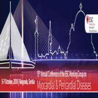 logo 15th Annual Conference on Myocardial & Pericardial Diseases, Serbia, Oct 18