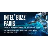 logo Intel® Buzz Workshop Paris 2018