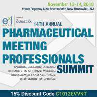 logo 14th Pharmaceutical Meeting Professionals Summit