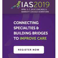 logo IAS 2019, April 5-7, 2019 in Chicago, IL