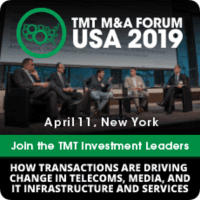 logo TMT M and A Forum USA 2019