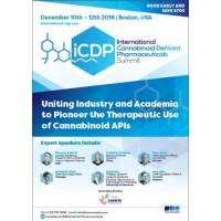 logo International Cannabinoid Derived Pharmaceuticals Summit
