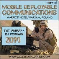 logo Mobile Deployable Communications 2019