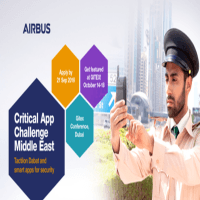 logo Airbus Critical App Challenge - Middle East