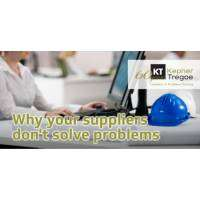 logo Why suppliers don't solve Problems - Webinar