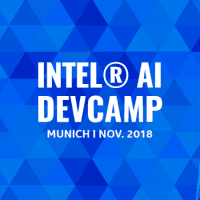 logo Intel AI® DevCamp-Munich
