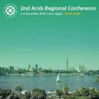 logo 2nd Arab Regional Conference - November 2018, Cairo