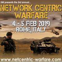 logo Network Centric Warfare 2019