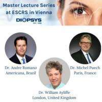 logo Master Lecture Series at ESCRS in Vienna | Modern Visual Electrophysiology