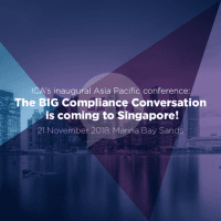 logo ICA APAC Conference: The BIG Compliance Conversation, 21 November 2018