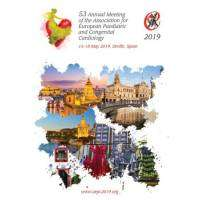 logo 53rd Annual Meeting for European Paediatric and Congenital Cardiology