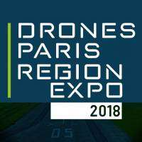 logo Drones Paris Région Expo