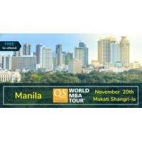 logo QS World MBA/Grad School Tour Manila - 19-20th November - Free Entry!