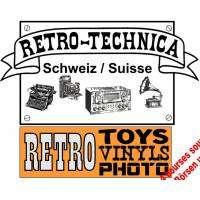 logo Retro-Technica Schweiz