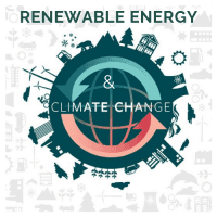 logo Renewable Energy and Climate Change 2019