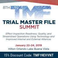 logo 8th Trial Master File Summit