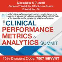 logo 15th Clinical Performance Metrics and Analytics Summit