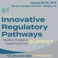 logo 2nd Innovative Regulatory Pathways Summit
