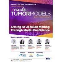 logo 3rd PREDiCT Tumor Models San Francisco - January 2019