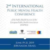 logo 2nd International Public Mental Health Conference