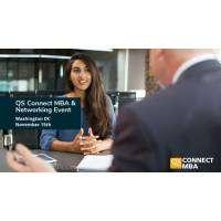 logo Washington DC Connect MBA: Free Headshots and Meet Top MBA Programs 1-on-1
